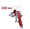Italco GFG-1.4 мм. hvlp. Краскопульт для покраски автомобиля пневматический, профессиональный, италко