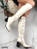 Сапоги женские высокие Деми 29064, фото 3
