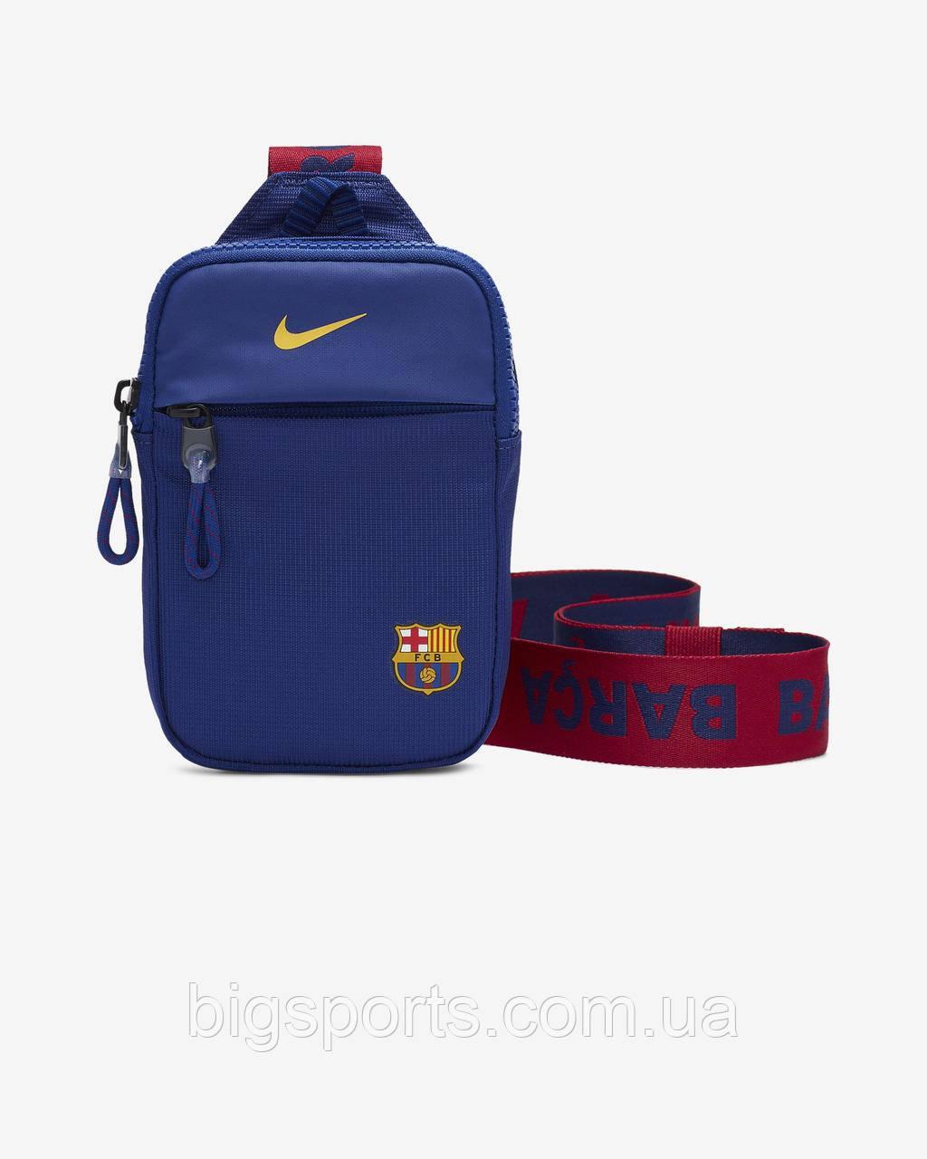 Сумка спортивная через плечо муж. Nike FC Barcelona Stadium Smit (арт. CK6487-421)