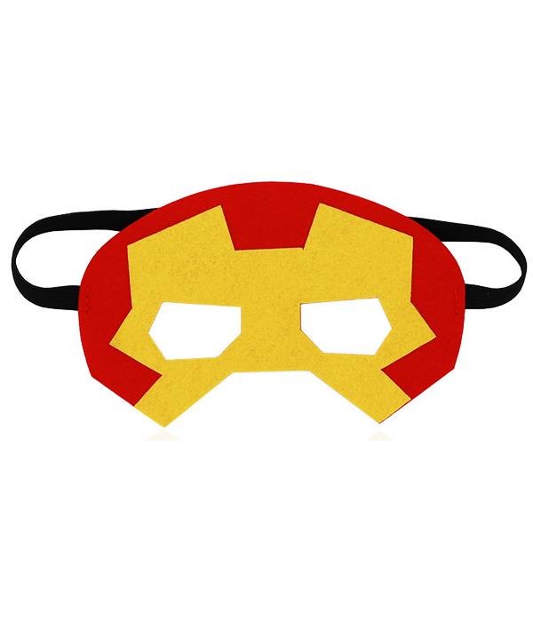 """Детская маска супергероя """"Железный человек"""""""