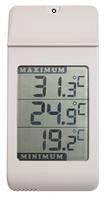 Термометр фасадный цифровой F-01