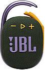 Акустическая система JBL Clip 4 Green (JBLCLIP4GRN), фото 2