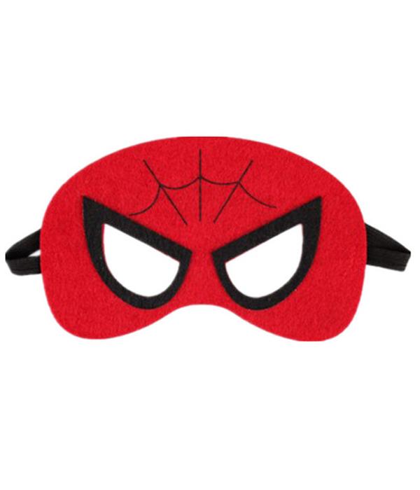 """Детская маска супергероя """"Человек-паук"""""""
