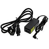 Блок питания для ноутбука ASUS 33W 19V | 1.75A 4.0*1.35mm+ кабель, фото 2