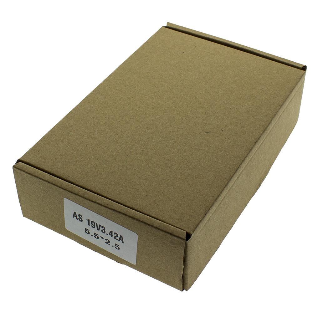 Блок питания для ноутбука ASUS 65W 19V | 3.42A 5.5*2.5mm + кабель