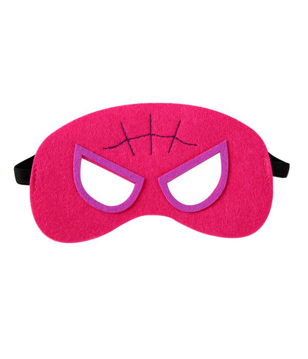 """Детская маска супергероя """"Spider girl"""""""