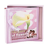 Фотоальбом CHAKO 10x15/200 Whispers of Flower in Box