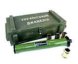 «Український Джавелін» в деревянном ящике - крутой подарок мужчине, военному, военнослужащему, фото 5