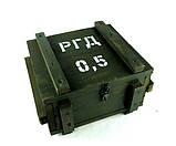 РГД-0,5 - военный набор в деревянном ящике, фото 8