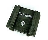 Розривна РГД-0,5 - военный набор в деревянном ящике, фото 3