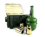 Розривна РГД-0,5 - военный набор в деревянном ящике, фото 7