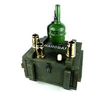 Наповал РГД-0,5 - военный набор в деревянном ящике