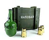 Наповал РГД-0,5 - военный набор в деревянном ящике, фото 4