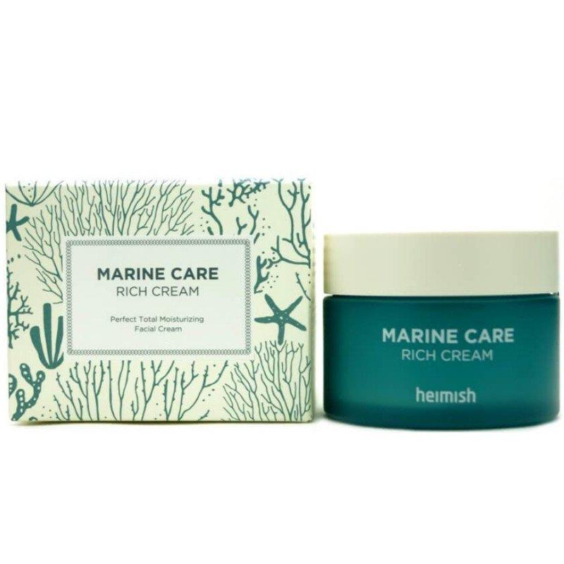 Heimish Marine Care Rich Cream Интенсивно увлажняющий крем 60 мл