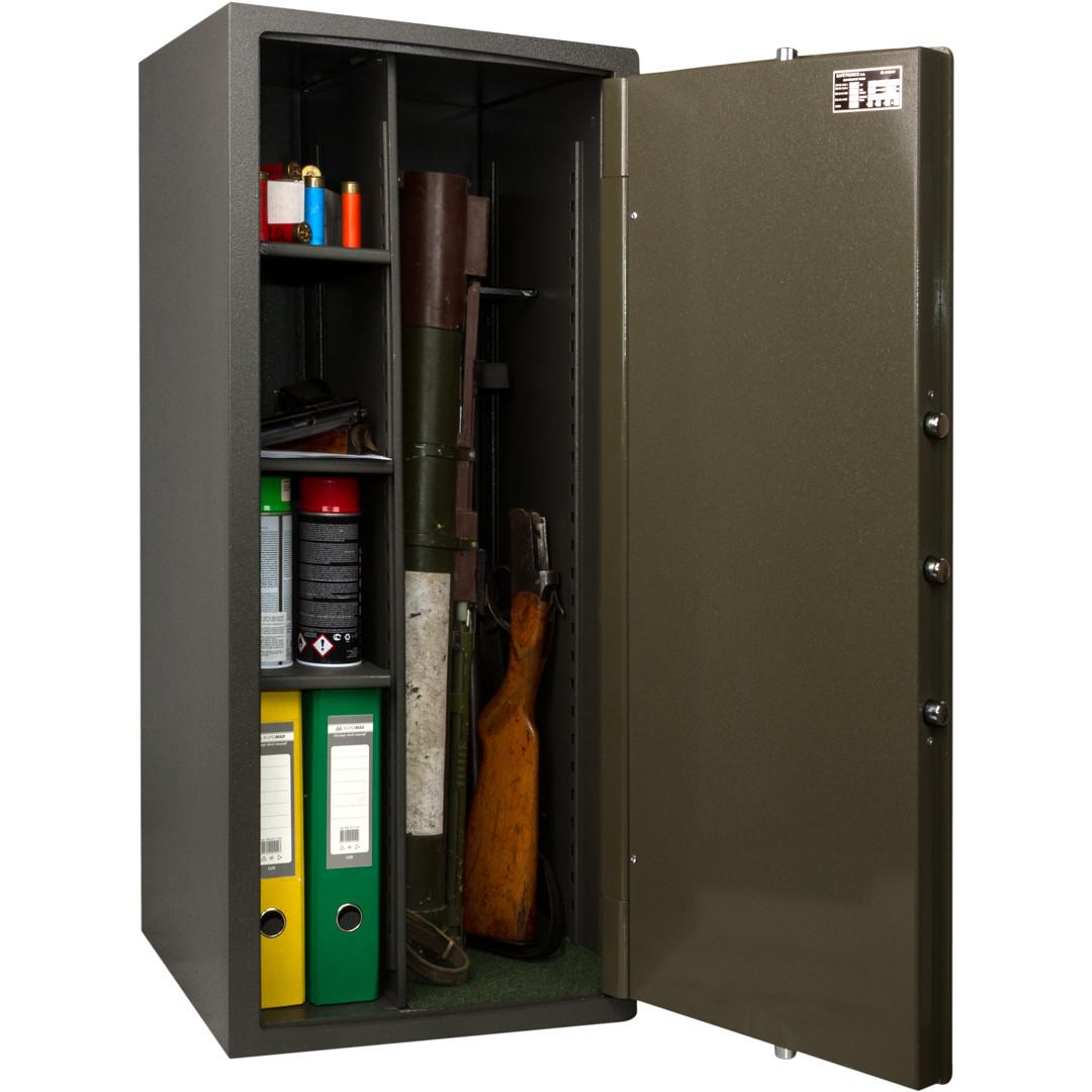Оружейный сейф Safetronics NTR 100E-M/K3