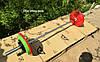 Штанга олімпійська 165кг,Олімпійська штанга в зборі,Олімпійський гриф,металеві Штанги Грифи Диски для будинку, фото 3