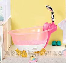 Baby Born интерактивная ванночка Беби борн Zapf Creation Забавное Купание