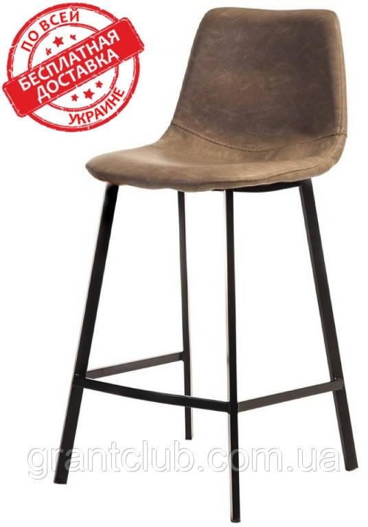Полубарный стул B-16 бежевый антик (бесплатная доставка)