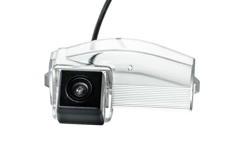 Штатная камера заднего вида Phantom CA-35+FM-83 (Mazda)
