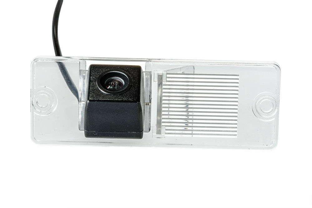 Штатная камера заднего вида Fighter CS-CCD+FM-38 (Mitsubishi)