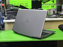 HP Zbook 15V G5 / 15.6' (1920x1080) IPS, touchscreen / Intel Core i7-8750H (6 (12) ядер по 2.2 - 4.1 GHz) /, фото 3