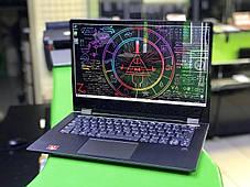 "Lenovo Yoga 530-14ARR / 14"" (1920x1080) IPS, touchscreen / AMD Ryzen 5-2500U (4 (8) ядра по 2.0 - 3.6 GHz) /, фото 3"