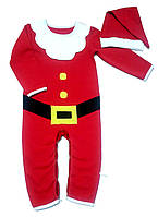 Новогодний костюм Санта 50