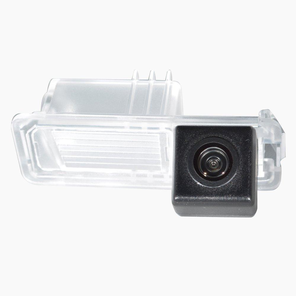 Камера заднего вида Prime-X CA-9538 VW, Skoda, Seat