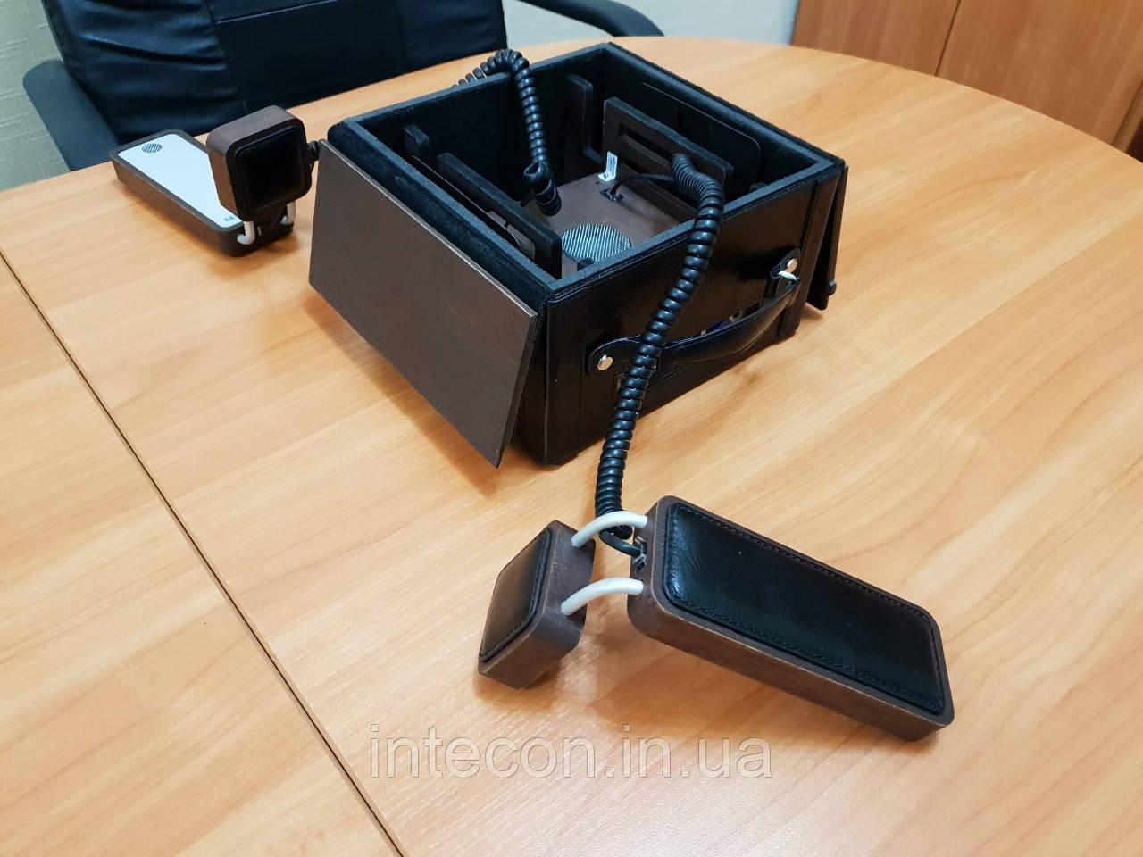 Устройство для проведение приватных переговоров+ акустический сейф INTECON SEGMENT-I