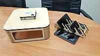 INTECON LUX-AS- акустический сейф для нескольких смартфонов