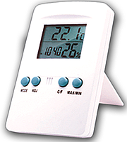 Термометр-гигрометр цифровой Т-01