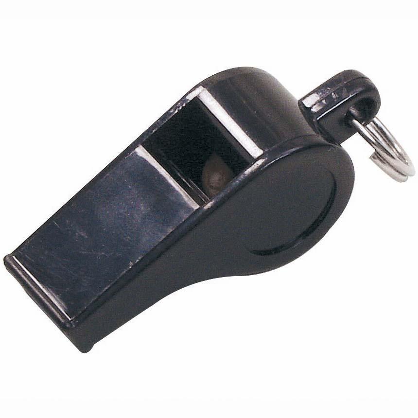 Свисток SELECT REFEREES WHISTLE PLASTIC (011), серый, пластиковый,S