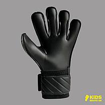 Перчатки вратарские BRAVE GK WINNER BLACK/PINK P.6, фото 2