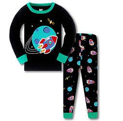 Пижама для мальчика Planet Baobaby (95)