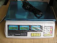 Торговые весы Nokasonic до 40 кг,товары для кухни,весы -кантеры, мелкая техника,электронные