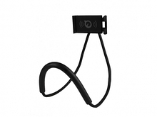 Держатель универсальный на шею для телефона Phone Holder Black SKL11-131873
