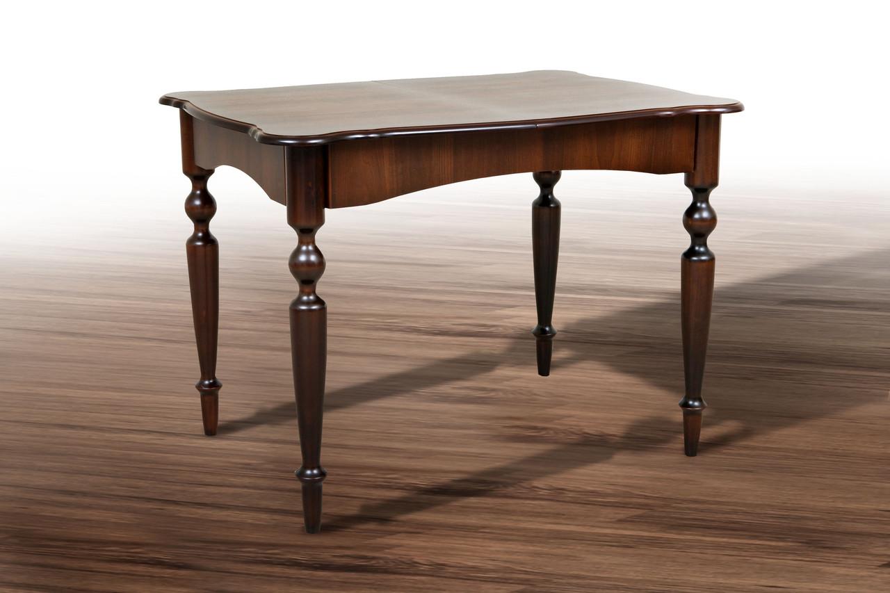Стол обеденный Омега орех темный (Микс-Мебель ТМ)