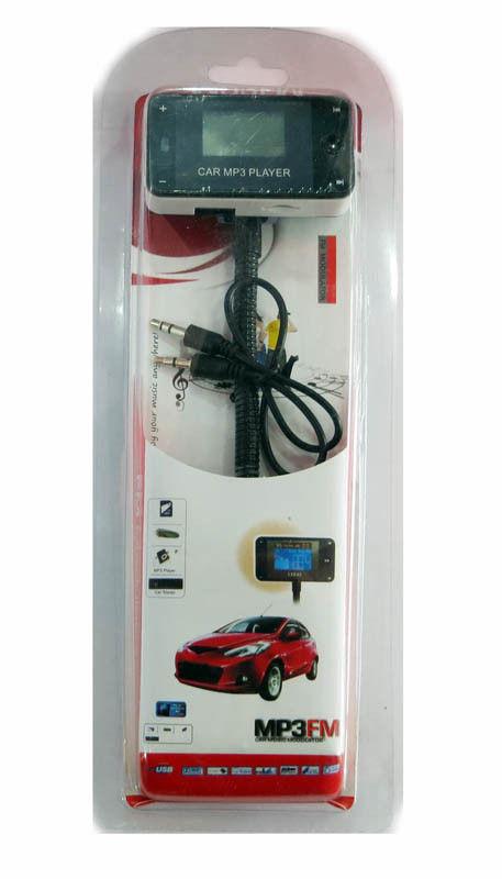 FM- модулятор трансмиттер для автомобиля YC-New (длинный) - Интернет-магазин Как Дома в Киеве