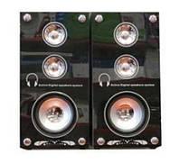 Акустическая система AU-H305A (220V+USB+FM+карта памяти)