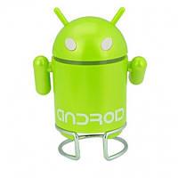 """Портативный мини-динамик Android """"Робот"""""""