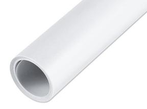 Фотофон, фон для фото предметной съемки Белый 100×200 см ПВХ (Матовый) (Без стойки), фото 3