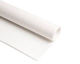 Фотофон, фон для фото предметной съемки Белый 100×200 см ПВХ (Матовый) (Без стойки), фото 2
