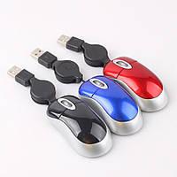 Мышь проводная MT-S06 mini USB