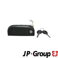 Ручка передней левой двери наружная Фольксваген Т4 JP Group 1187102170