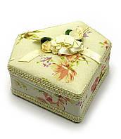 Шкатулка из ткани Бриллиант