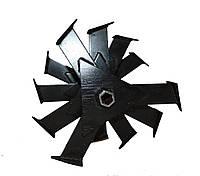 Фреза шестигр. Ø23 (4 секции) Премиум