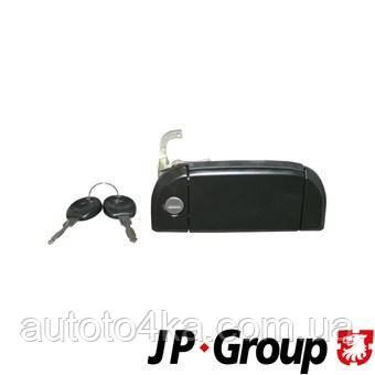 Ручка правой передней двери наружная Фольксваген Т4 JP Group 1187102180