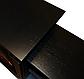 Електрокамін з порталом FASHION TV STAND AF-18 ArtiFlame ЧОРНЕ ДЕРЕВО з обігрівом потужністю 1,8 кВт, фото 3