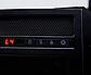 Электрокамин с порталом BOSTON AF-26 БЕЛЫЙ ДУБ, каминокомплект с обогревом,с диагональю 66 см, фото 2