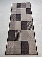 Безворсовий килимок рогожка Naturalle 0.80x2